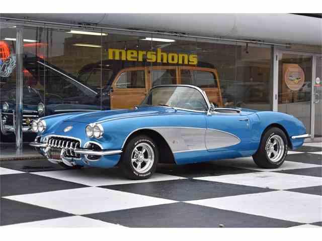 1960 Chevrolet Corvette | 1042096