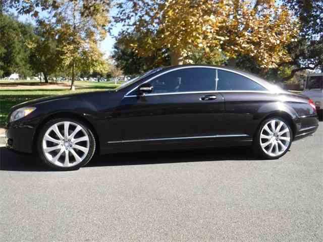 2007 Mercedes-Benz CL-Class | 1040210