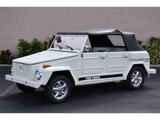 1974 Volkswagen Thing | 1040211
