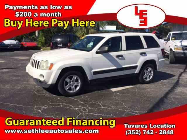2006 Jeep Grand Cherokee | 1042116