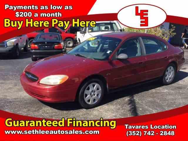 2000 Ford Taurus | 1042117