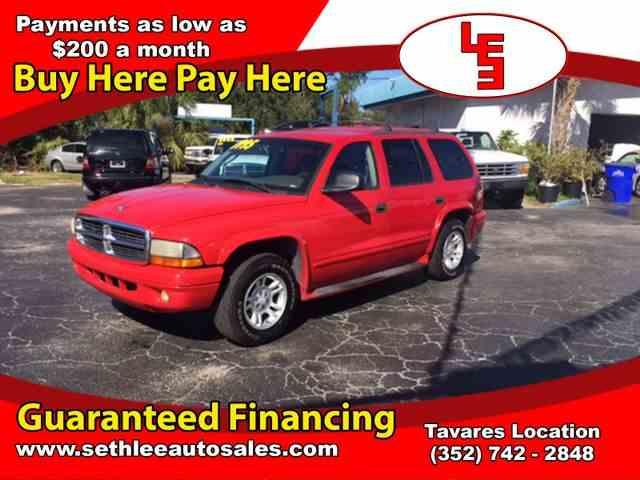2003 Dodge Durango | 1042118