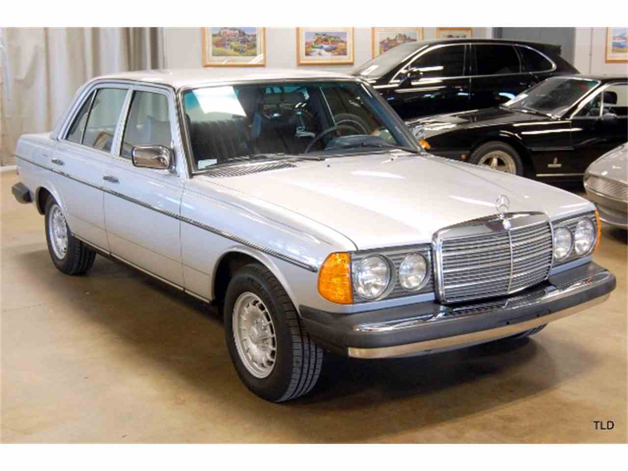 1978 mercedes benz 300d for sale cc for Mercedes benz chicagoland
