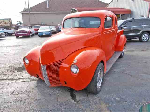 Picture of '47 Pickup - MC40