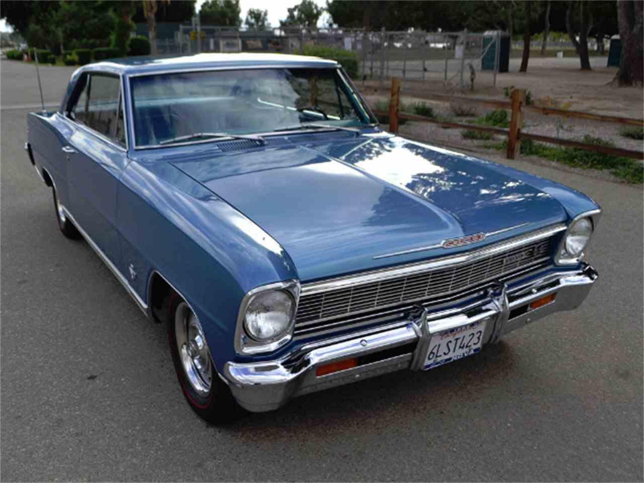 1966 Chevy Nova 2 For Sale Find New Ii Sedan Chevrolet Classiccarscom