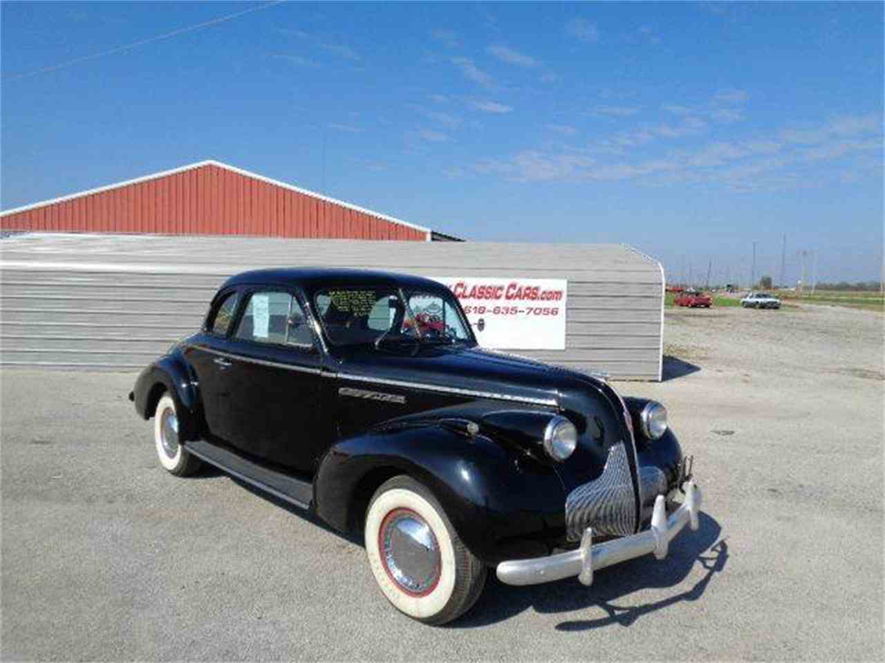 Large Picture of 1939 Business Coupe Offered by Country Classic Cars - MAMT