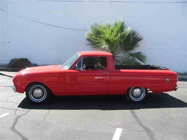 1963 Ford Ranchero | 1042135