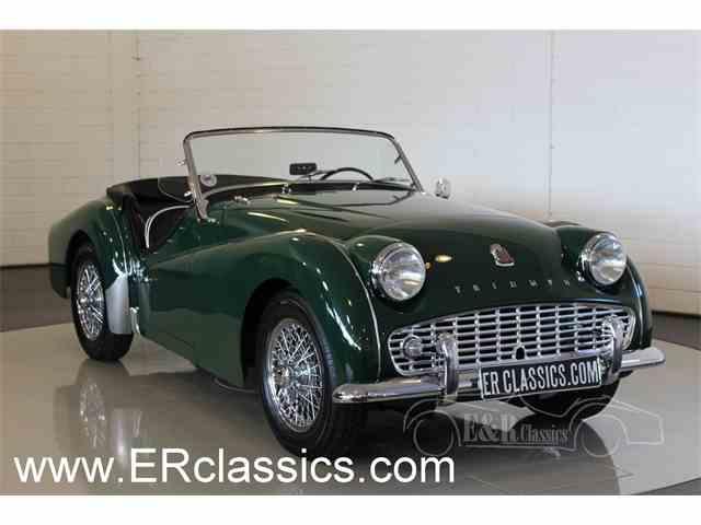 1958 Triumph TR3A | 1042142