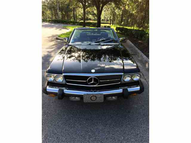 1986 Mercedes-Benz 560SL | 1042143