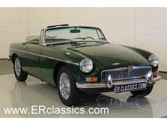 Picture of '64 MGB - MC4I