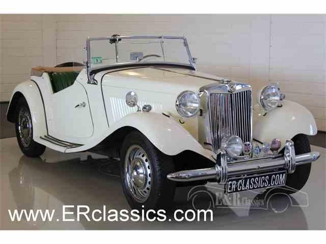 1952 MG TD | 1042147