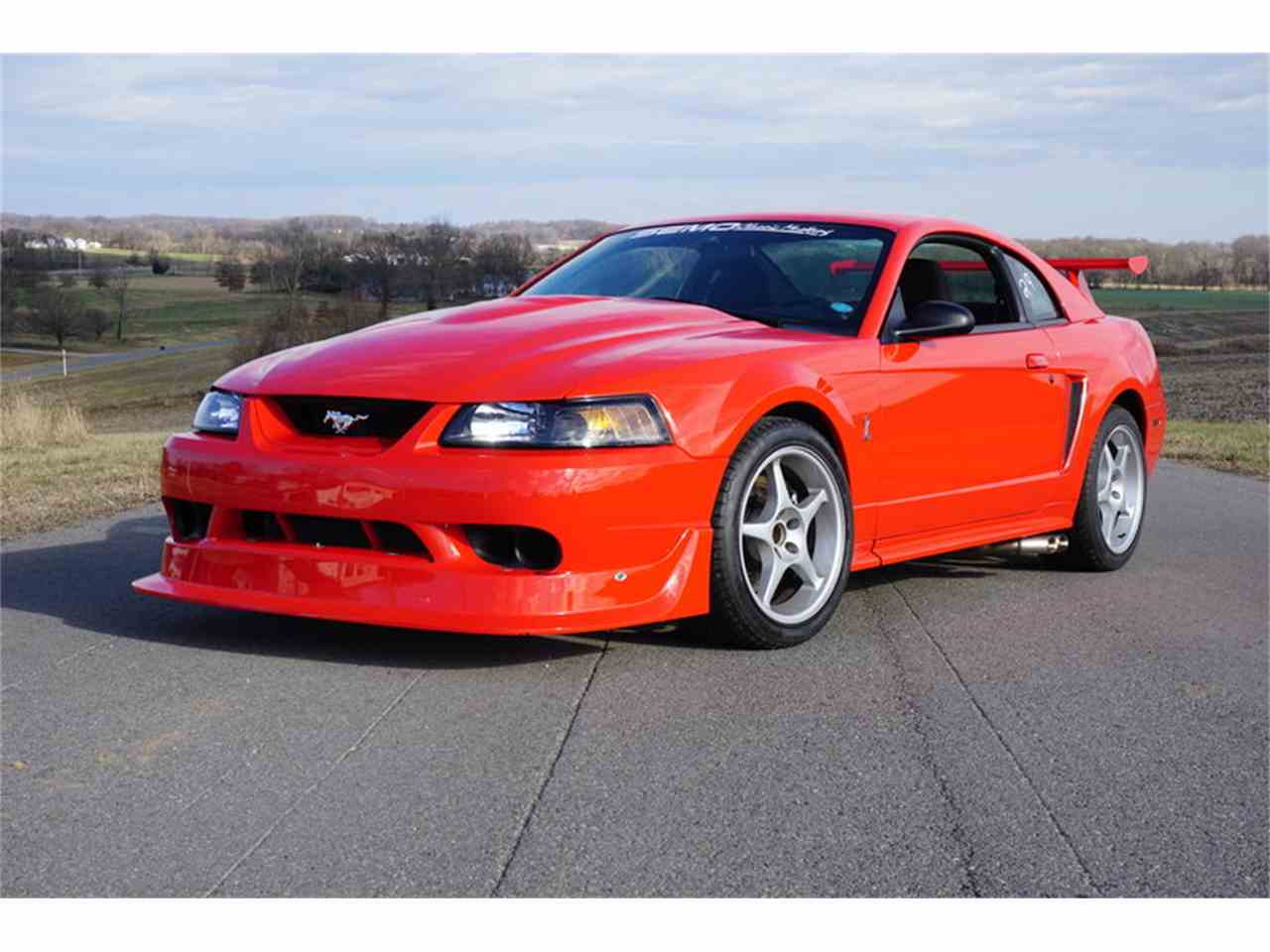 2000 Ford Mustang - CC-1042153
