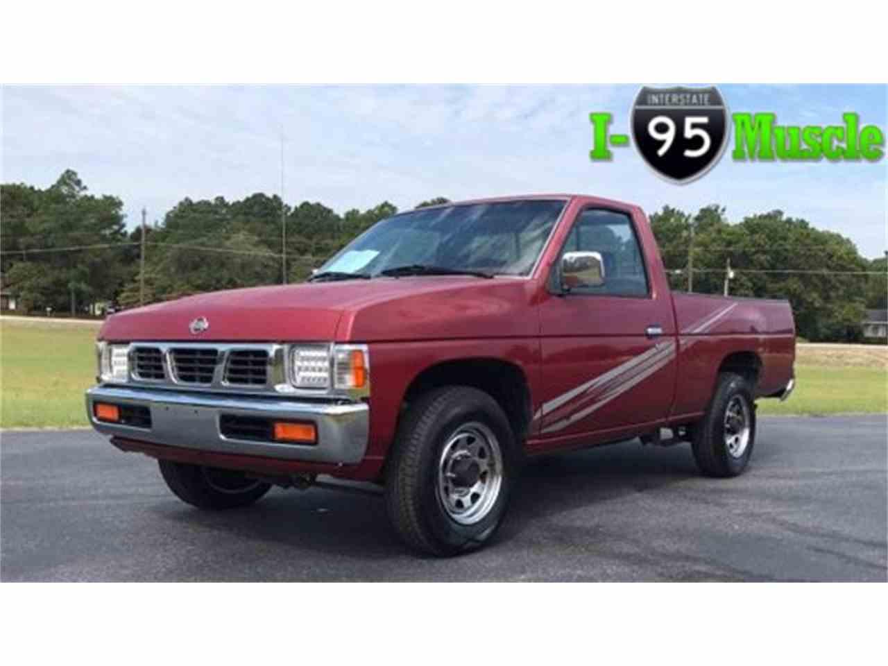 1993 Nissan Hardbody for Sale - CC-1042159