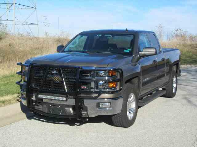 2014 Chevrolet Silverado | 1042164