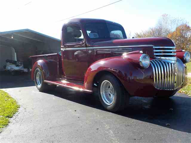 Picture of '46 Pickup - MC58