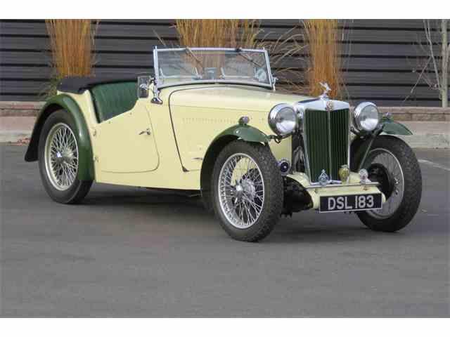 1949 MG TC | 1042181