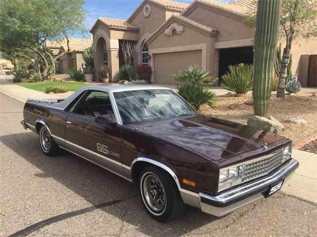1987 Chevrolet El Camino | 1042183