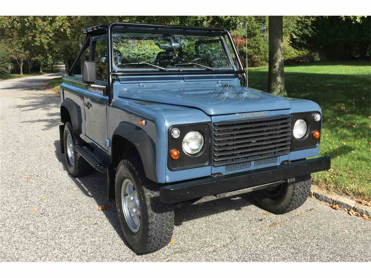 1997 land rover defender for sale cc 1042186. Black Bedroom Furniture Sets. Home Design Ideas