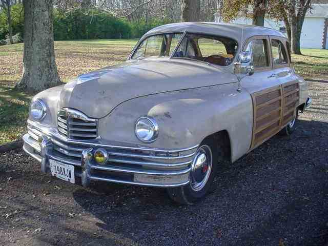 1948 Packard Eight | 1042188