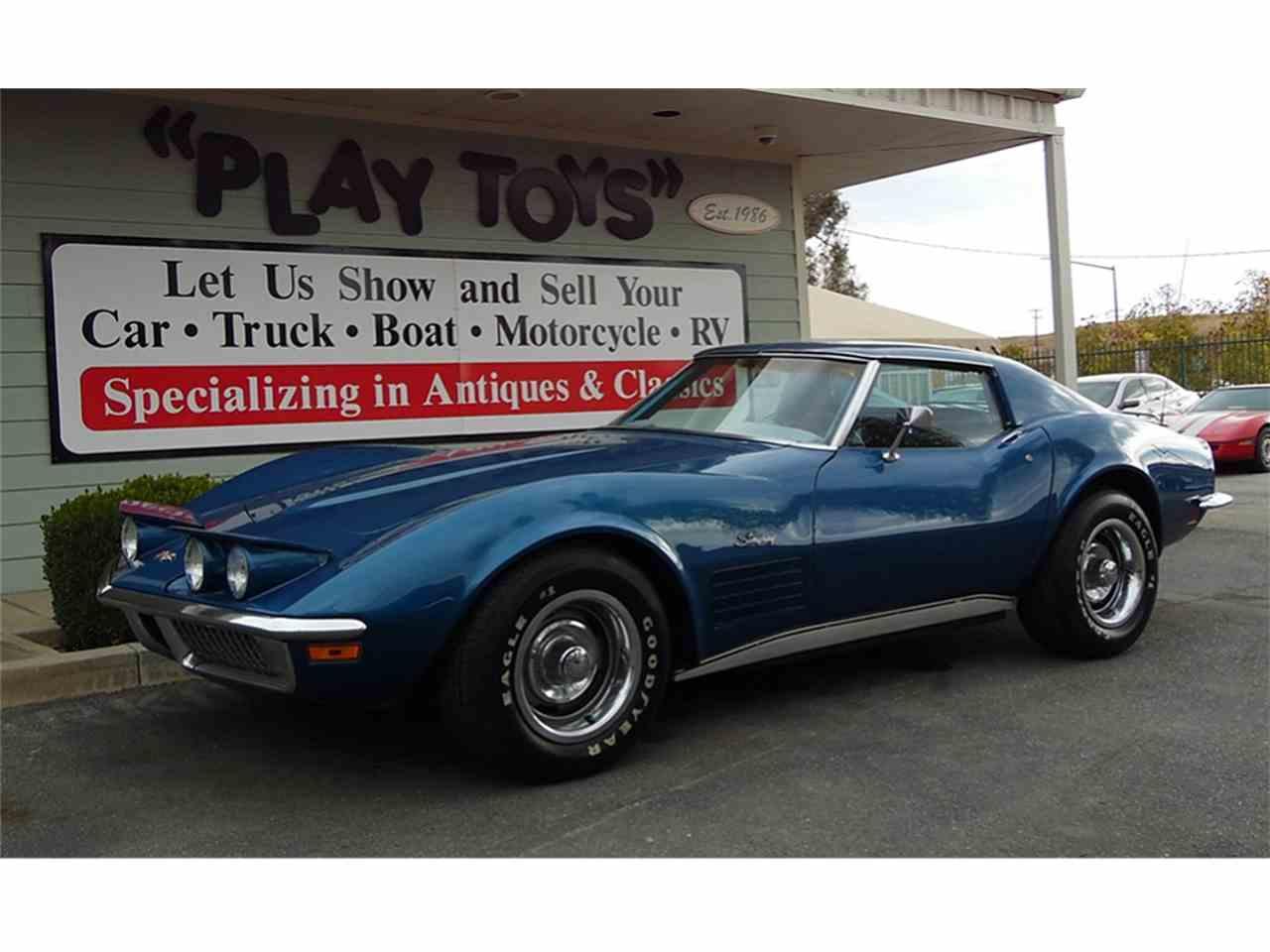 Corvette 1970 chevrolet corvette stingray : 1970 Chevrolet Corvette for Sale on ClassicCars.com