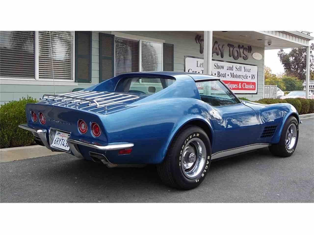 Corvette 1970 chevrolet corvette stingray : 1970 Chevrolet Corvette for Sale   ClassicCars.com   CC-1042193