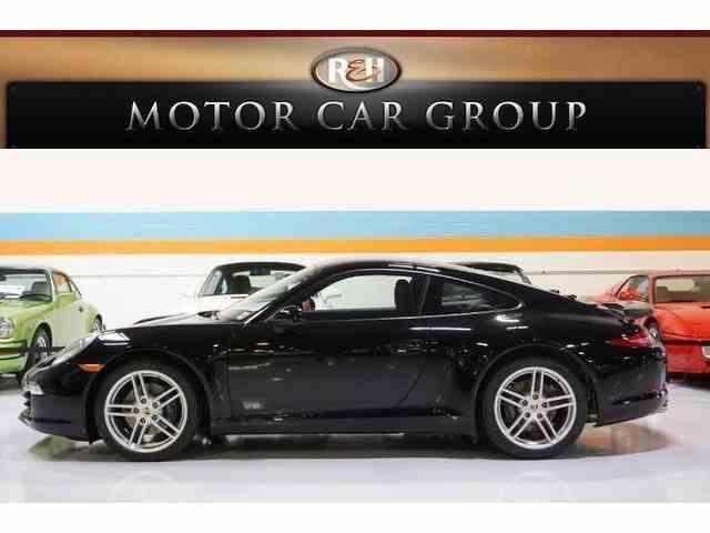 2012 Porsche 911 | 1042208