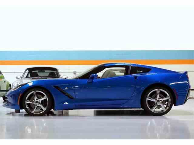 2014 Chevrolet Corvette Stingray | 1042210