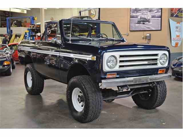 1972 International Harvester Scout II | 1042228