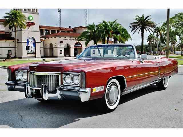 1972 Cadillac Eldorado | 1040223