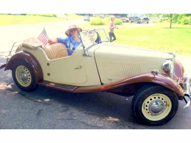 1953 MG TD | 1042231