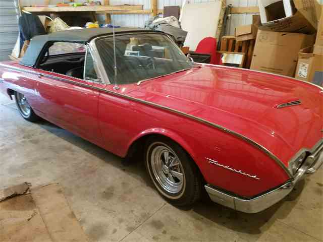 1962 Ford Thunderbird | 1042236