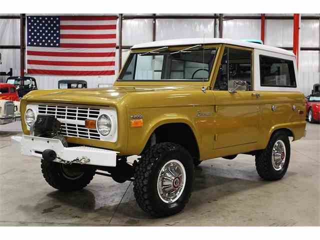 1970 Ford Bronco | 1042241