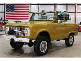 1970 Ford Bronco for Sale - CC-1042241