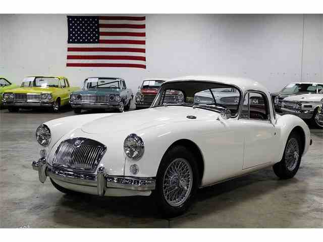 Picture of '57 MGA - MC77