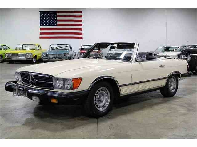 1980 Mercedes-Benz 450SL | 1042247