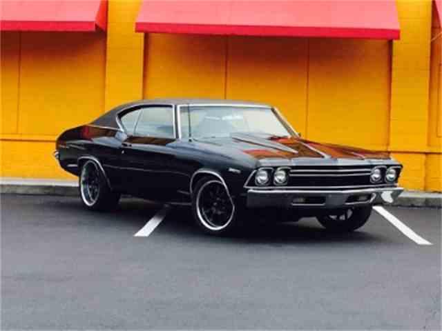 1969 Chevrolet Chevelle | 1042252