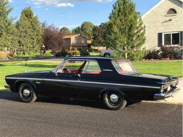1963 Plymouth Belvedere Max Wedge Hardtop | 1042270