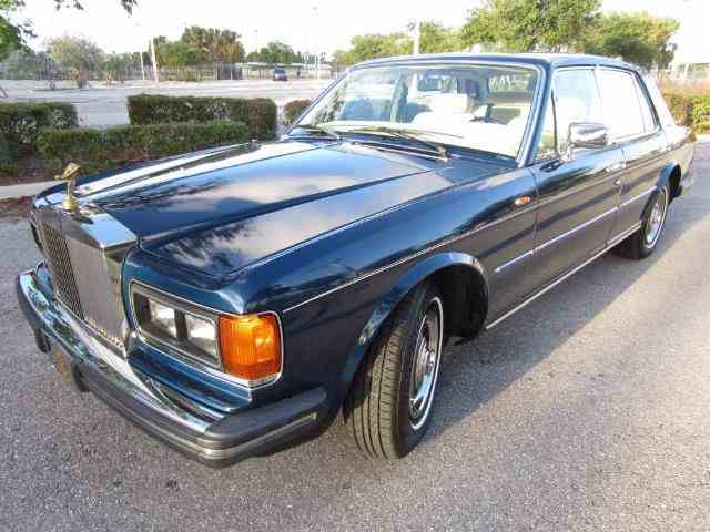1984 Rolls-Royce Silver Shadow | 1042272