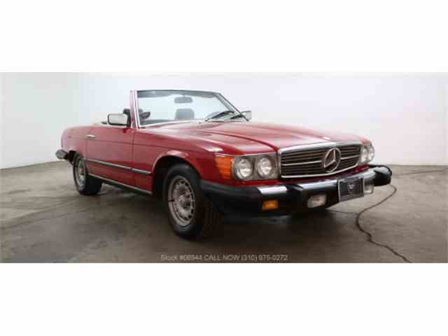1985 Mercedes-Benz 380SL | 1042273