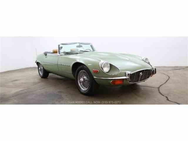 1972 Jaguar XKE | 1042286