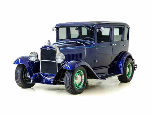 1930 Ford Street Rod | 1042287