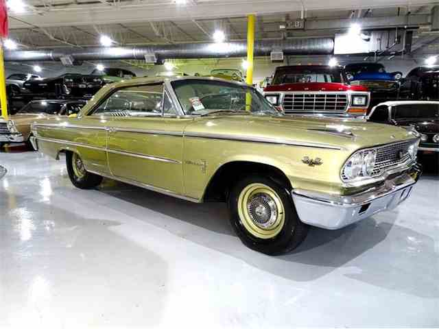 1963 Ford Galaxie 500 | 1042288