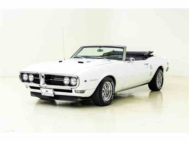 1968 Pontiac Firebird | 1042291