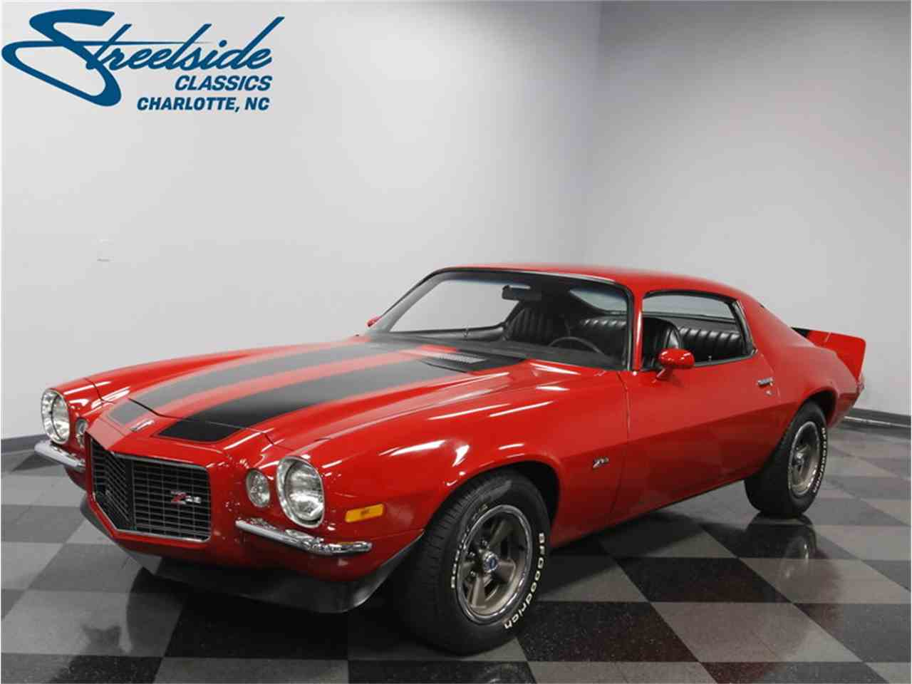 1971 chevrolet camaro z28 for sale cc. Black Bedroom Furniture Sets. Home Design Ideas