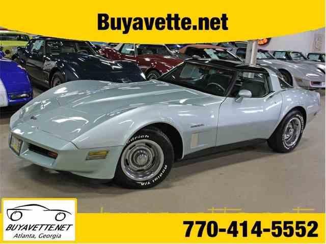 1982 Chevrolet Corvette | 1042304