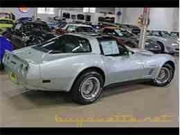 1982 Chevrolet Corvette for Sale - CC-1042304