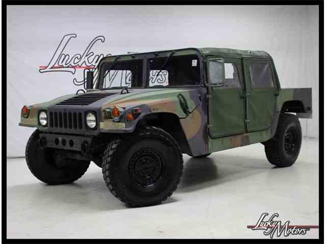 1989 Hummer H1 | 1042311