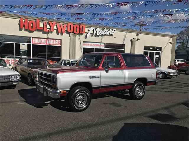 1988 Dodge Ramcharger | 1042315