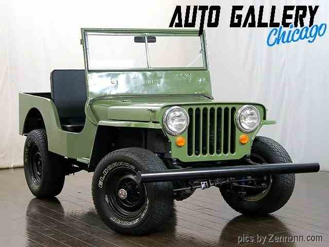 1948 Willys Jeep | 1042317