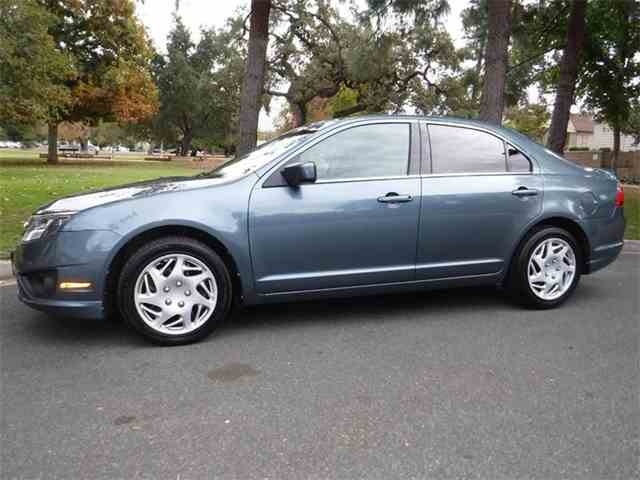 2011 Ford Fusion | 1042321